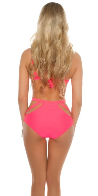 Sexy Push Up Bikini Neoncoral